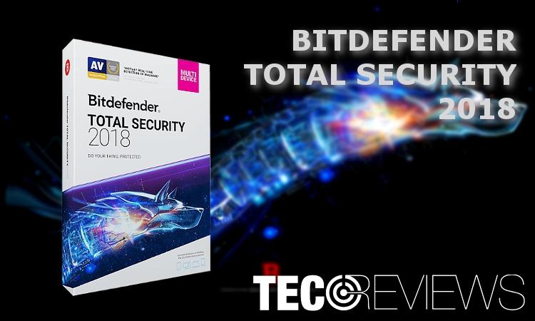 bitdefender total security 2018 review tecoreviews. Black Bedroom Furniture Sets. Home Design Ideas