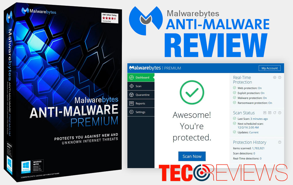 Malwarebytes Anti-Malware Review