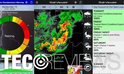 RainAware screenshot