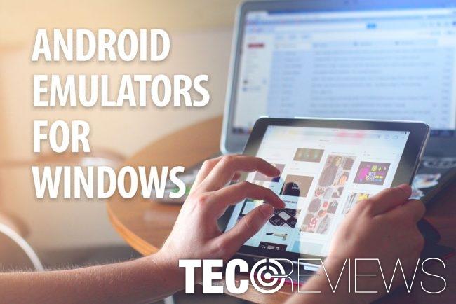 best windows 10 android emulator 2017