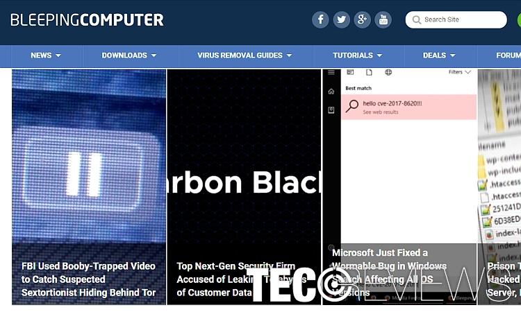 BleepingComputer com Review   TecoReviews