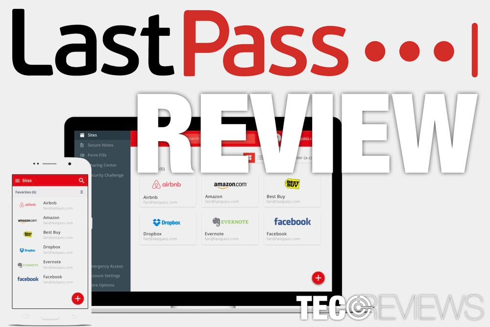 2017 review of LastPass password manager