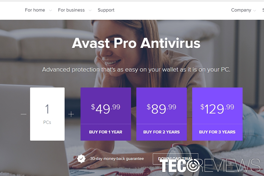 avast product review