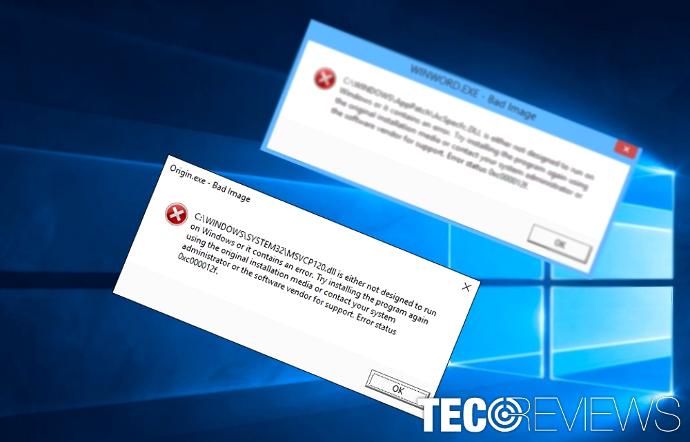 How to Repair Error 0xc000012f on Windows 10? | TecoReviews