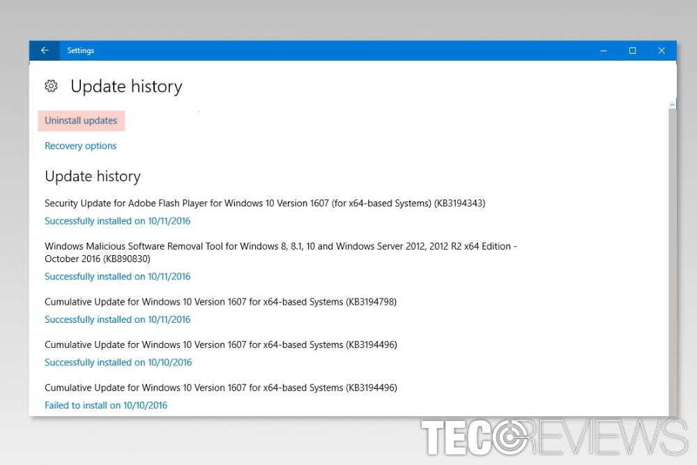 How to Fix Windows Store Error 0x80244018 on Windows 10