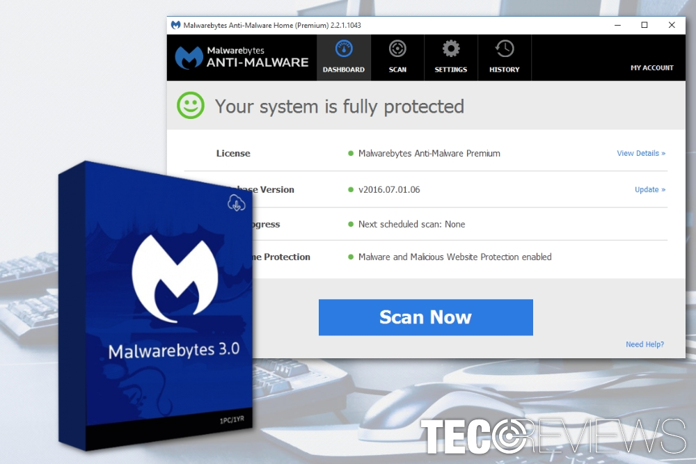 Download Malwarebytes 3.5.1 | Cracked License Key