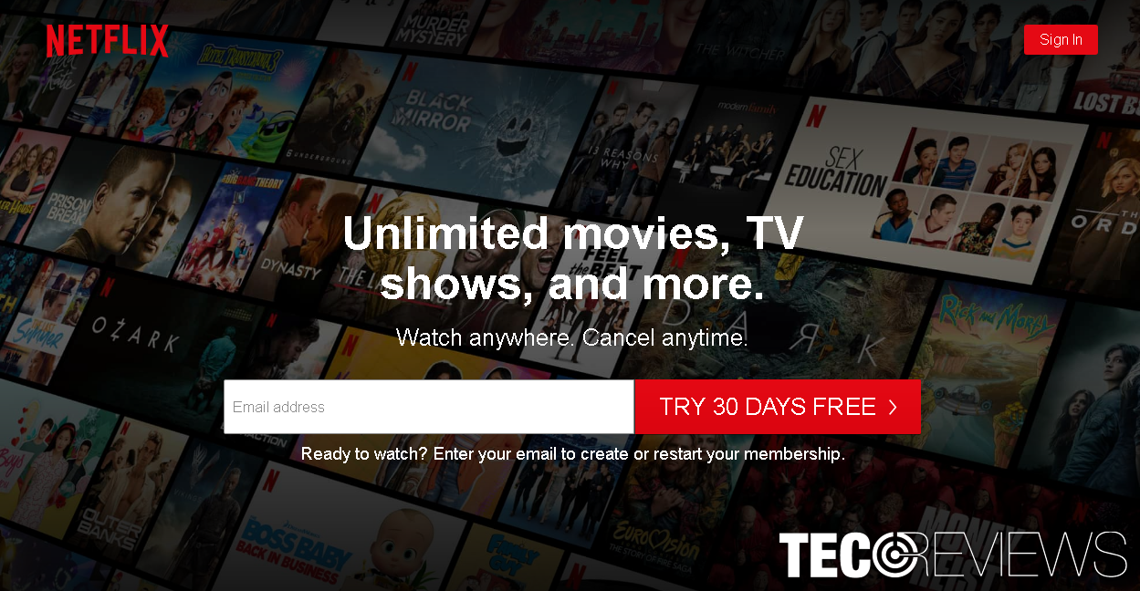 How to access Netflix USA in other countries using free VPN